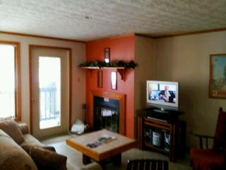 Comfortable 2 bedroom Claysburg Condo with Deck - Claysburg vacation rentals