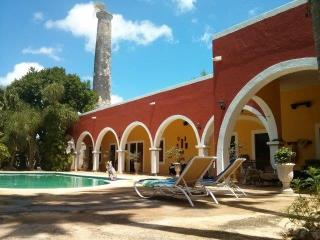 Hacienda 5 minutes from Merida, Yucatan - Merida vacation rentals