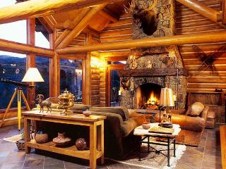 Luxury Log Home Great Place for Summer or Anytime! - Northwest Colorado vacation rentals