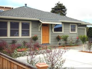Vaquita House on Opal Cliff Dr -- Private beach - Santa Cruz vacation rentals