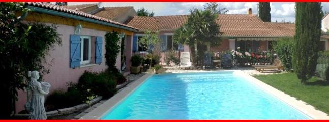 La Lavande - Provence villa with rose gardens and pool - Sarrians - rentals