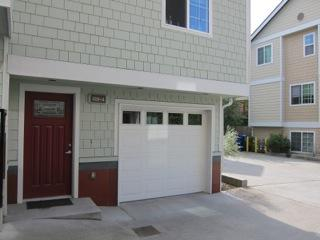 1000sf furnished townhouse Seattle Georgetown area - Seattle Metro Area vacation rentals