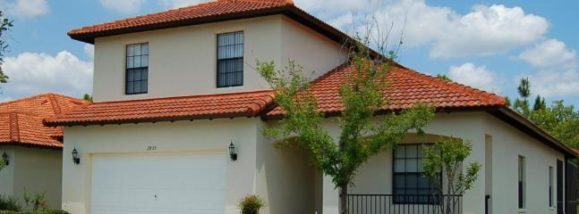 Front - Orlando Villa Rental - Close to Disney 2835 - Kissimmee - rentals