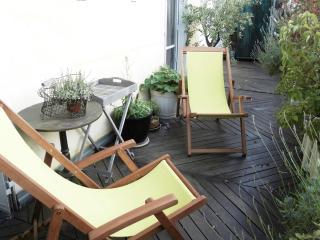 Close Montmartre et Opera, apartment with terrace - Paris vacation rentals
