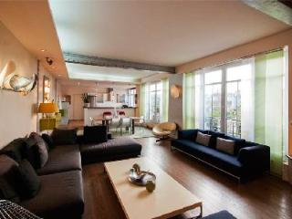 Modern Le Haut Marais on shopping street of rue Bretagne - Complimentary iPhone - 3rd Arrondissement Temple vacation rentals