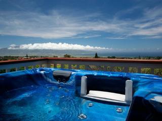 4BR Upcountry Home, Hot Tub, Incredible Views! - Makawao vacation rentals