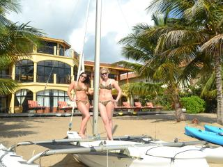 Villa Verano Belize 10 bedrooms all with ensuites - Hopkins vacation rentals