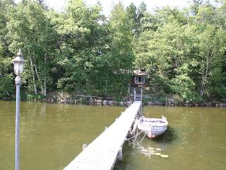 Lake Front Cabin in Pelican Lake WI - Pelican Lake vacation rentals