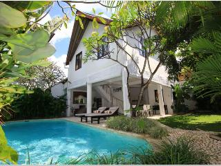 Central Seminyak Villa, 3 bedroom Tropical Modern Style with large pool - Seminyak vacation rentals