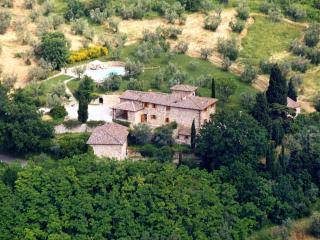 Tuscany Villa on a Hill Close to Florence - Villa Niccolo - Montefiridolfi vacation rentals
