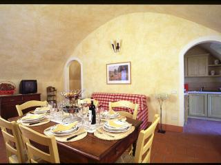 Pleasant Tuscan Apartment on Large Hillside Estate - Il Cortile del Borgo 13 - San Gimignano vacation rentals