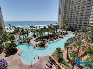 Shores of Panama 519. Beautiful Gulf Front, Prime Location, BOOK NOW! - Panama City Beach vacation rentals