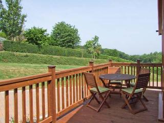 OAK LODGE ground floor, luxury lodge, private terrace in Newent Ref 27868 - Newent vacation rentals