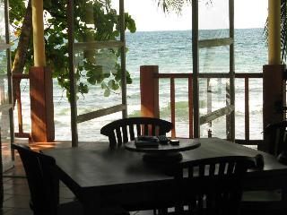 Shorebreak - Ocean Front Custom Vacation Home Rent - Isla Bastimentos vacation rentals