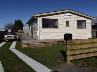 3 BEDROOM COTTAGE STYLE HOUSE - NEAR MT TARANAKI - New Zealand vacation rentals