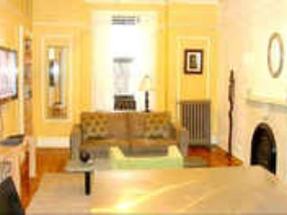 Beautiful flat in historic row house - Brooklyn vacation rentals