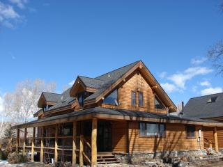 Private 7 Bdrm Home on Tomichi River  Gunnison CO - Gunnison vacation rentals