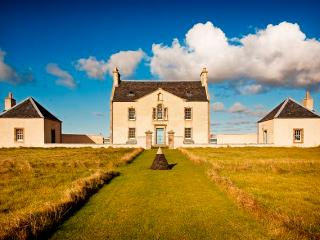 Belmont House, Unst - an ambitious classical house - Unst vacation rentals