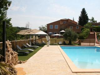 Gite du Thym - Great 3 Bedroom, Pet-Friendly, with Pool and Grill - Brignoles vacation rentals