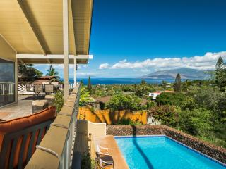 Private Pool and Amazing Ocean Views - Wailea vacation rentals