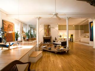 Spectacular Architect Loft In Tribeca - New York City vacation rentals
