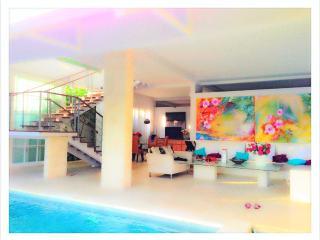 Echo Beach Ocean View Luxury 3 floor House - Canggu vacation rentals