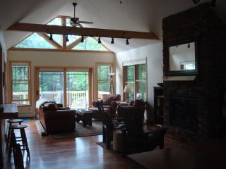 Spacious 4 bedroom Chalet in Minerva with Deck - Minerva vacation rentals