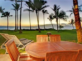 Puamana 226-2 Premium Ocean Front - Lahaina vacation rentals