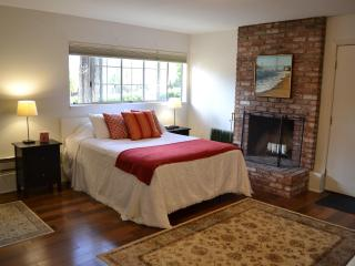 1 bedroom Condo with A/C in Redwood City - Redwood City vacation rentals