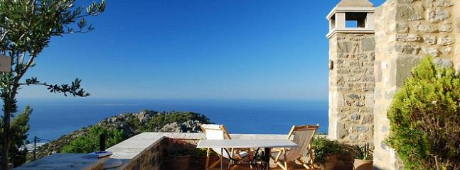 TERRACE VIEW - Smaragda Art Country House - Ierapetra - rentals
