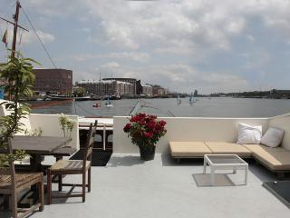 Harbour View Houseboat Apartment - Amsterdam vacation rentals