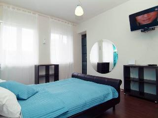 Double Turquoise Studio in Downtown Bucharest - Fagaras vacation rentals