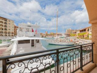 AVA... 2BR at Porto Cupecoy with fabulous marina view - Cupecoy vacation rentals
