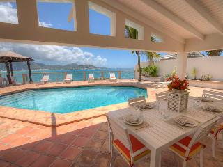 La Vista Grande at Beacon Hill, Saint Maarten- Ocean View & Pool, Walk to the - Beacon Hill vacation rentals