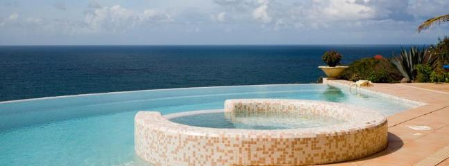 Sea Bird at Pointe Milou - Montjean, St. Barth - Ocean View, Gated Estate, Pool and Jacuzzi - Image 1 - Pointe Milou - rentals