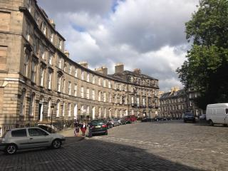 Scotland St - period property in central location - Edinburgh & Lothians vacation rentals