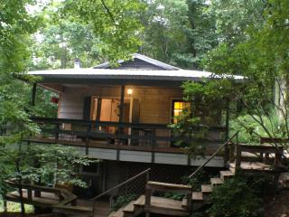 Cozy 2 bedroom Cottage in Boone with Deck - Boone vacation rentals