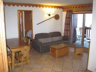 6 person ski apartment in Val Claret, Tignes, FRANCE - Tignes vacation rentals