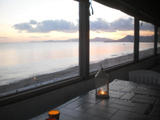 BEACH HOUSE - LIVING ON THE SEA - SAMOS ISLAND - Chora vacation rentals