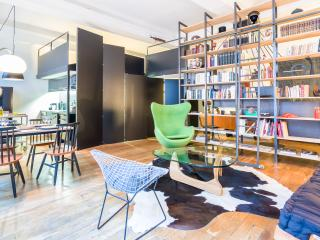 2-3 persons flat design center Lyon- cheval d'argent - Lyon vacation rentals