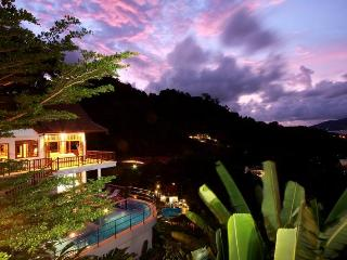 Patong Hill Estate 5 bedroom villa - Patong vacation rentals