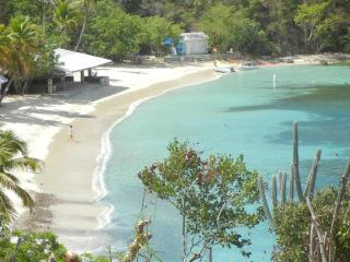 Oceanfront private home on Water Island St. Thomas - Saint Thomas vacation rentals