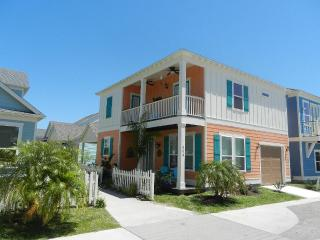 Beautiful new home in Sailhouse with pool and bay views! - Rockport vacation rentals