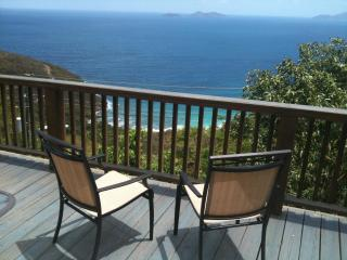 Palmarie Panoramic Ocean View Cottage St. Thomas - Saint Thomas vacation rentals