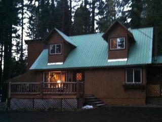 Lake Almanor View - Patriotic Cabin - Lake Almanor vacation rentals