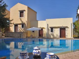 house with sharing pool in  village  near beach - Vamos vacation rentals