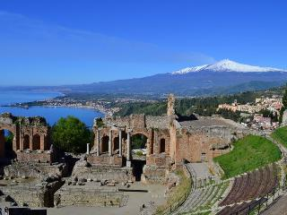 Near The Theatre Nice Room In The Garden For 2 P - Taormina vacation rentals