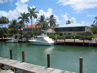 Waterfront Villa with private Patio and Spa Pool. - Duck Key vacation rentals