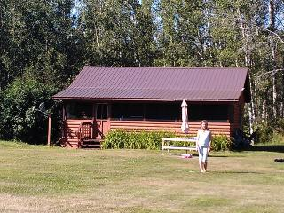 Cozy 2 bedroom Cabin in Valleyview - Valleyview vacation rentals