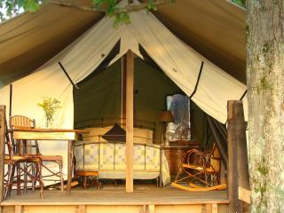 Glamping at Campbell Farm -Private -Mountain Views - Rockwood vacation rentals